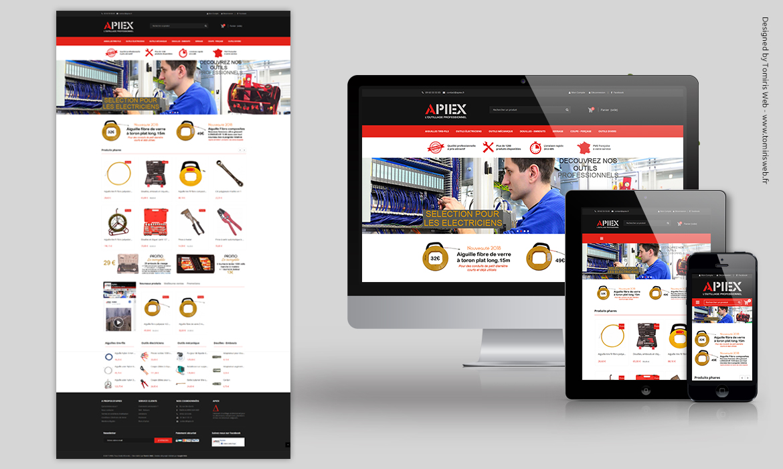 Site APIEX